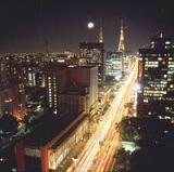 The Metropolis of Sao Paulo that aslo never sleeps